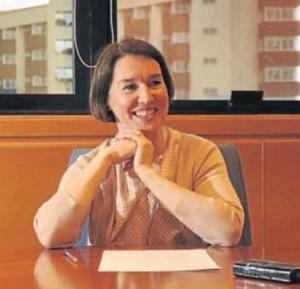 Entrevista con Maria Aguirre