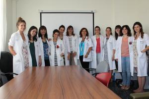 Equipo de investigación del Área de Salud Mental y Fragilidad de BioAraba