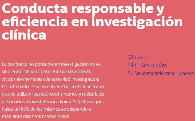 Curso UPV/EHU consulta responsable